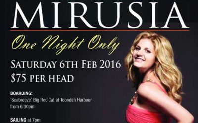 One Night Only with Mirusia